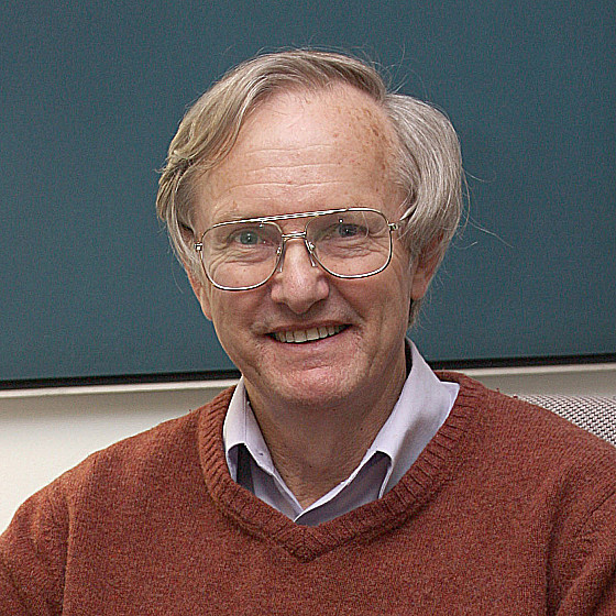 Emeritus Professor Jim Williams