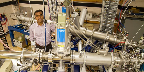 Australian Facility for Advanced Ion Implantation Research