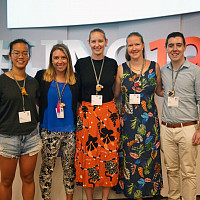 ANU Physics students attend the Lindau Nobel Laureate Meeting in physics