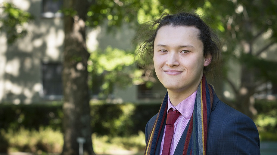 Rhodes Scholarship a dream come true for honours student