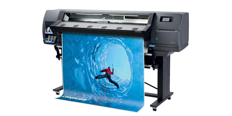 HP 315 Latex Printer